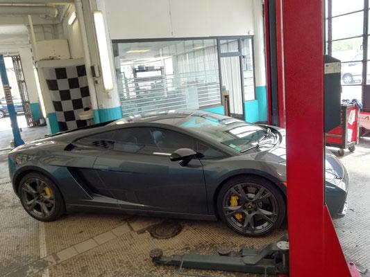 Diagnostic voyant moteur - Lamborghini Gallardo 5.0 V10