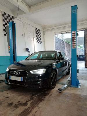 Remplacement ampoule Xénon + diagnostic - Audi A3 III Sportback