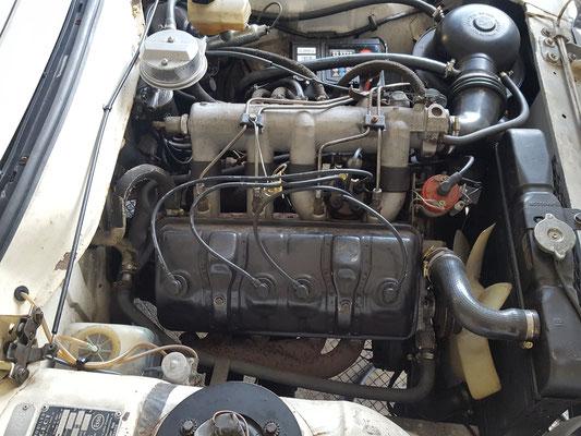 Recherche de panne + remise en état faisceau allumage et pompe à injection - Peugeot 504 coupé
