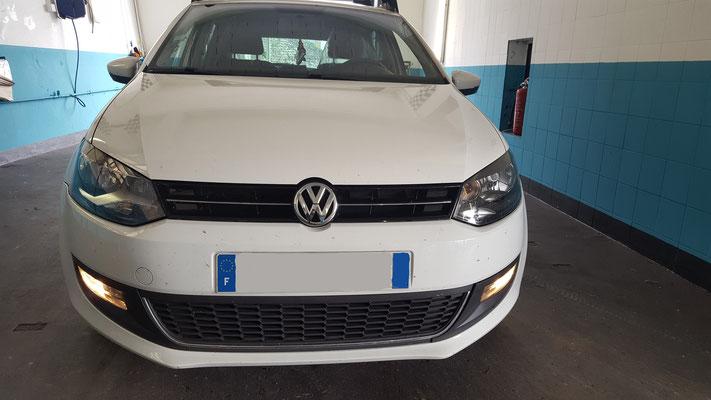 Entretien complet + pneus - Volkswagen Polo