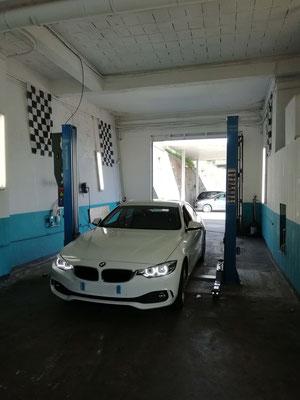 Montages équilibrages - BMW Série 4