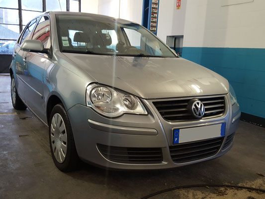 Pneus achetés au garage Drive Auto - Volkswagen Polo