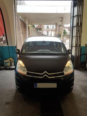 Distribution - Citroën C4 Picasso