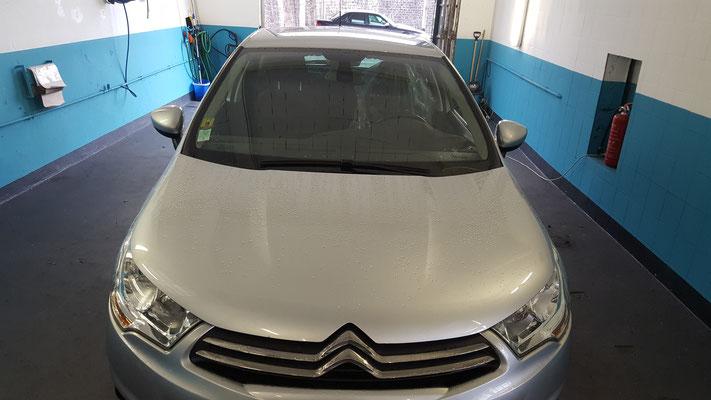 Entretien sur Citroën C4