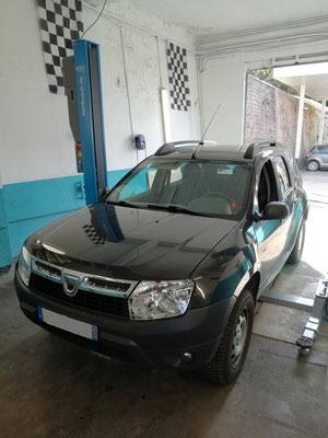 Entretien annuel / Cheku-up vancances - Dacia Duster