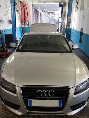 Diagnostic - Audi A5
