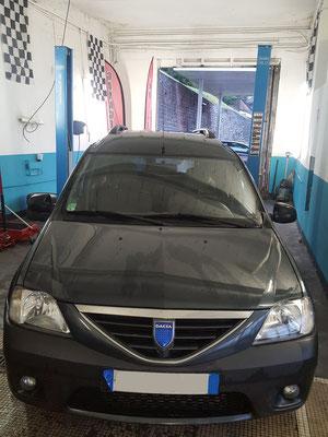 Montage-équilibrage - Dacia Logan MCV