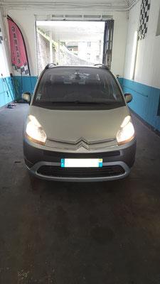 Attelage + faisceau + entretien complet + alternateur - Citroën C4 Picasso