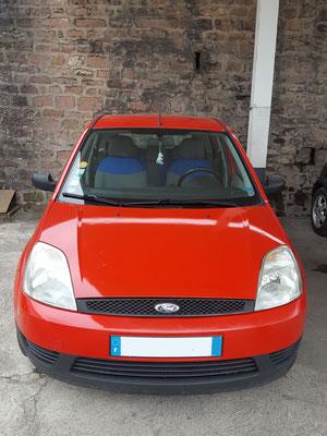 Remplacement embrayage + émetteur - Ford Fiesta