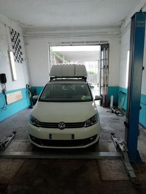 Entretien annuel - Volkswagen Touran