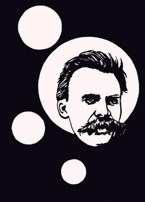 Friedrich Nietzsche, 29/11/2017, Edition 5, A5