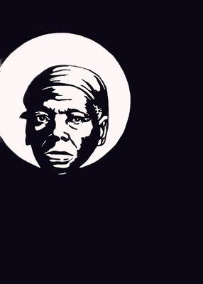Harriet Tubman, 18/11/2017, Edition 5, A5