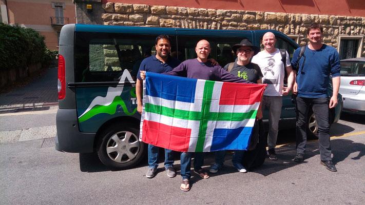 Da Groningen per il Giro D'italia