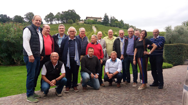 Gruppo di Emmen (CH) settembre 2017