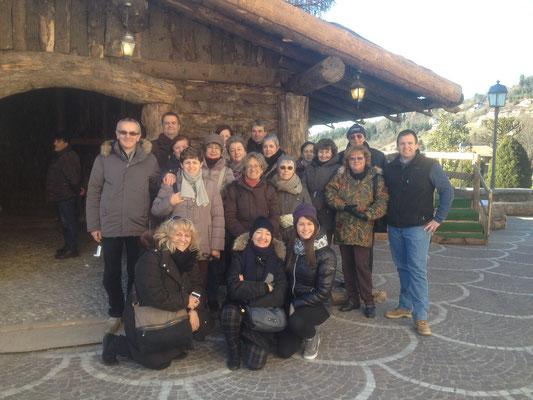 Mercatini di Natale a Castione della Presolana con Turismo Presolana e  Kairos viaggi Chivasso