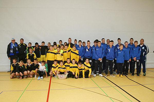 Tápiószecső FC, Soroksár SC und KSK Budapest