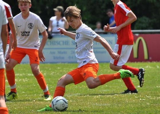ATS Buntentor verpasste den ersten Sieg einer Mannschaft aus Bremen beim Fehmarn Cup