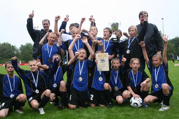JSG Borstel Luhdorf D-Junioren