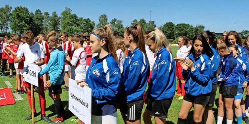 Die Mädchen von Győrszentiván SE unterlagen den Landsleuten von Szolnok Fanatic SE im Halbfinale und wurden Dritte.