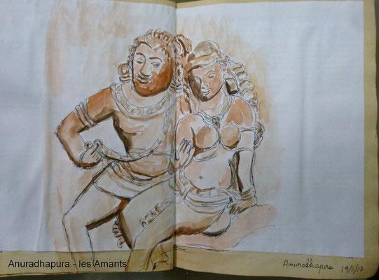 Les Amants d'Anuradhapura