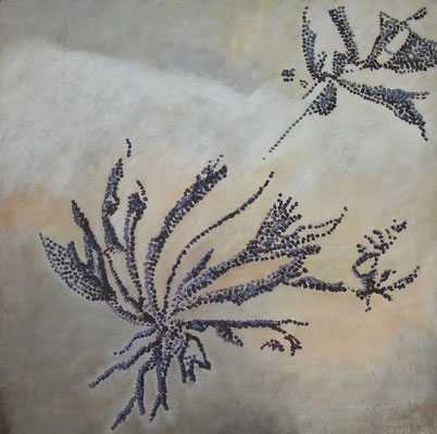 Rêve de sable 70X70