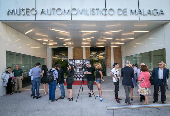 Photocall Málaga Fashion Show 2016, fotografía de Jaime D. Triviño