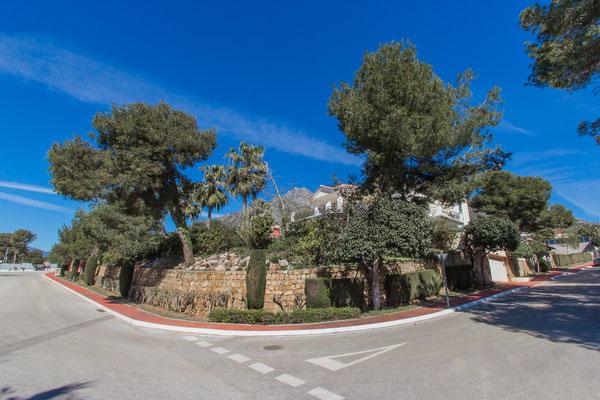 Urbanización Sierra Blanca en Marbella, fotografía de Jaime D. Triviño - Fotógrafo de arquitectura e Interiorismo