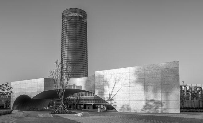 Caixaforum Sevilla, fotografía de Jaime D. Triviño - Fotógrafo de arquitectura e Interiorismo, obra del arquitecto sevillano Guillermo Vázquez Consuegra