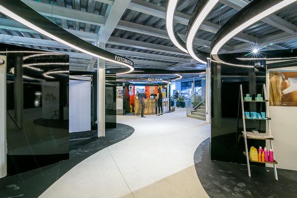 Starlite Mall, fotografía de Jaime D. Triviño - Fotógrafo de arquitectura e Interiorismo, obra del arquitecto Héctor Ruiz Velázquez