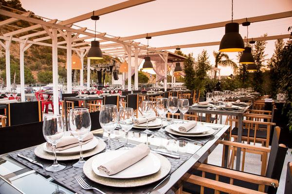 Restaurante Millesime en Starlite Marbella, fotografía de Jaime D. Triviño - Fotógrafo de arquitectura e Interiorismo