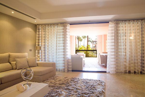 Piso piloto en Marbella, fotografía de Jaime D. Triviño - Fotógrafo de arquitectura e Interiorismo - Diseño de interior a cargo de Manuel Villafranca y Rosalia Olvera de Marbella Interior design