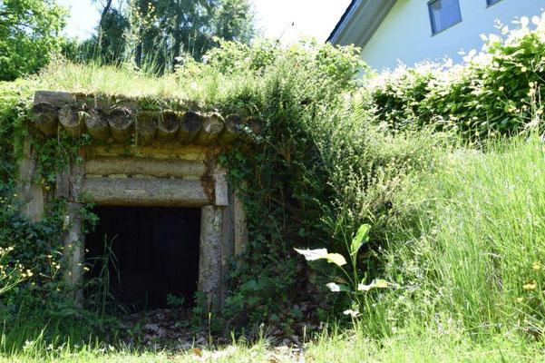 Erdschwitzhütte