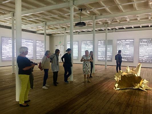 Die Ausstellung von Erik A. Frandsen im Museum Brandts