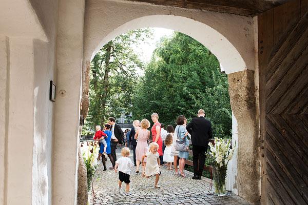 Hochzeit Schloss Pertenstein