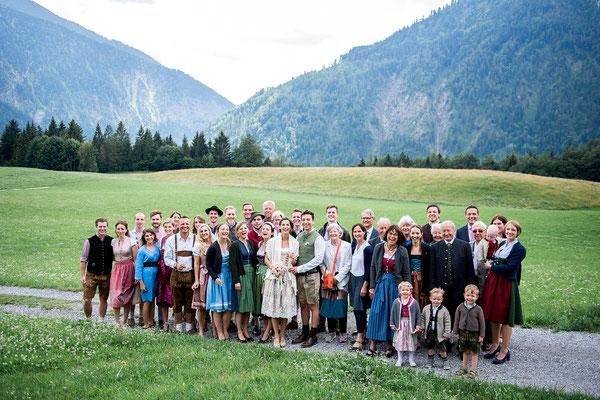 Hochzeit im Bergcafe Siglhof