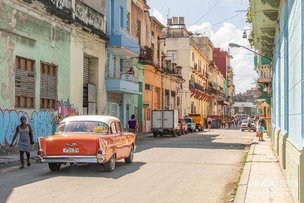 Classic car Havana, Cuba
