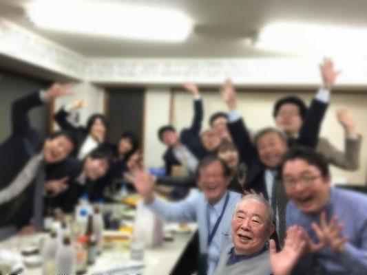 瀬下先生の誕生祝い等のイベントも開催
