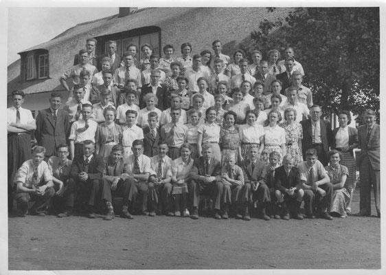 Uitje Doorn 1951