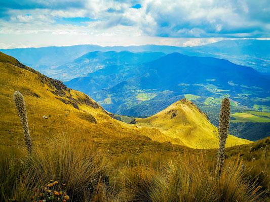 Follow Elli Reisebericht Weltreise Erfahrung Ecuador - Otavalo