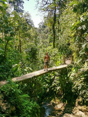 Follow Elli Reisebericht Weltreise Erfahrung Ecuador - Mindo