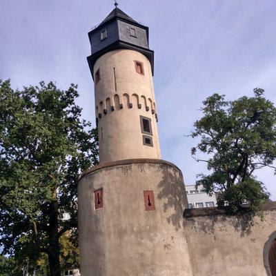古いタワー