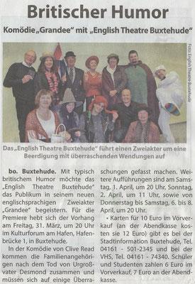 Neue Buxtehuder, 29.03.2017