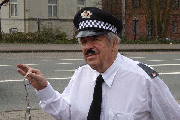 Constable Lockett - Karsten Wildeisen