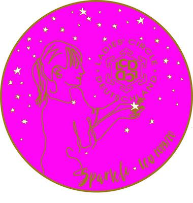 Logo Design für Sarah Neumann - Deutschland Präsidentin Ladies Circle Deutschland 2019/2020