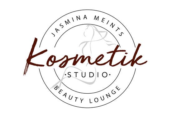 Logo Design für Kosmetikstudio Jasmina Meints Jever