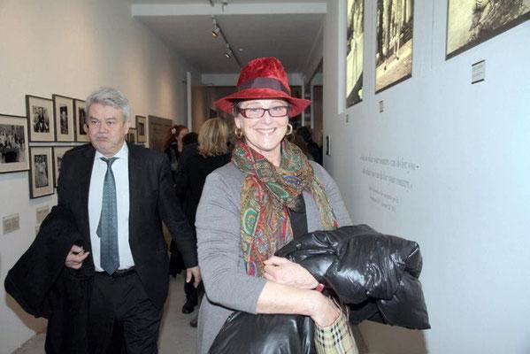 Rolf Dieter Brunowsky, Alda Balestra Gräfin von Stauffenberg