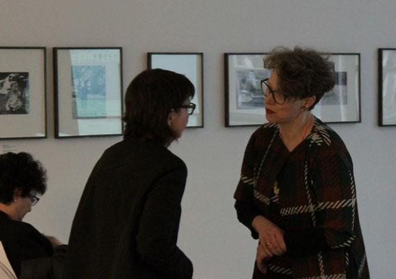 Laurie Schwartz, Komponistin; Ruth Noack
