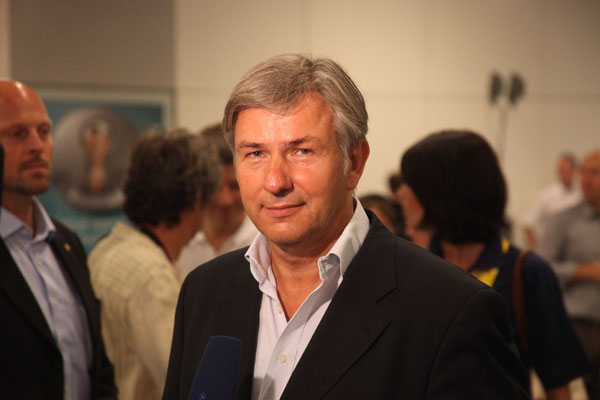 Klaus Wowereit, Mayor of Berlin