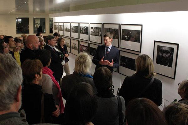 Peter Bofinger (Assistenz der Museumsleitung)