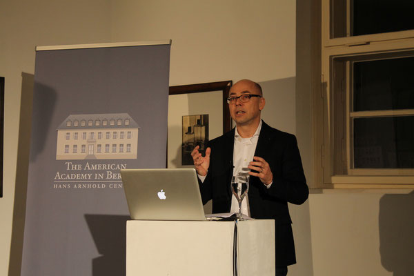 Prof. Thomas Rommel (American Academy in Berlin)